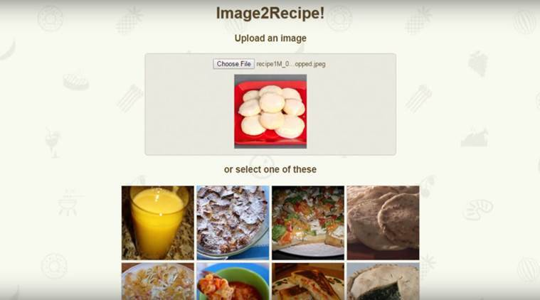 New ai system can recommend recipes based on food photos the pic2recipe ai identifies food recipe recipes based on food photos latest ai developments forumfinder Choice Image