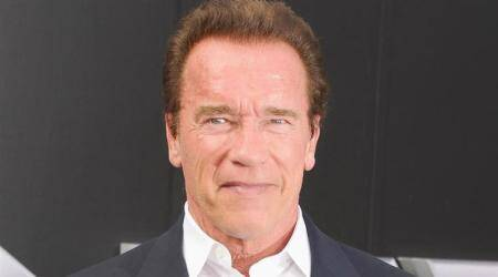Arnold Schwarzenegger stable after heartsurgery