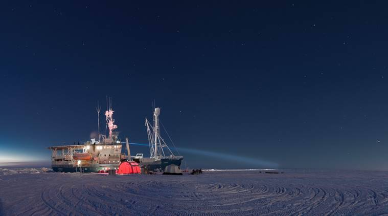 NASA, Arctic news, winter warming events in Arctic, Arctic winter warming events, Science, Science news, Indian Express