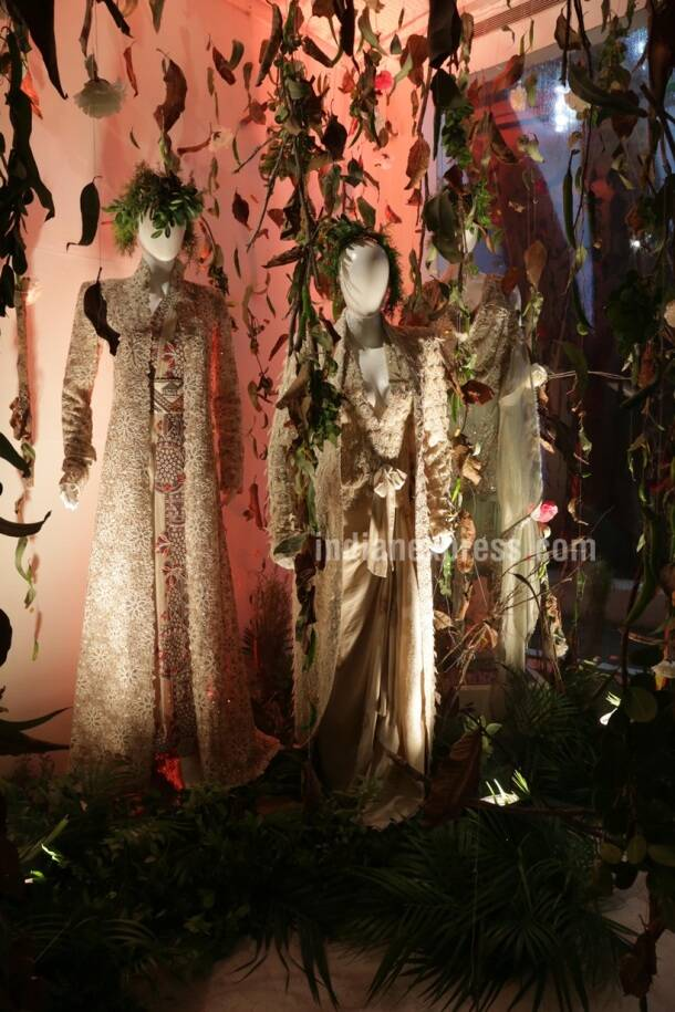 India Couture Week 2017 kicks off with Anamika Khanna Installation Show