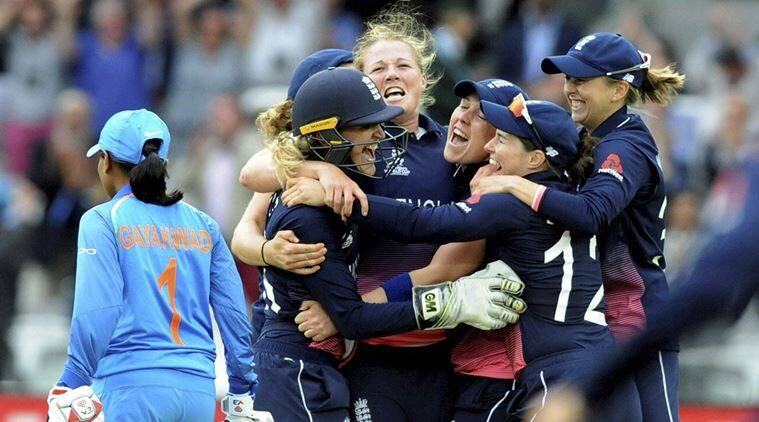 India vs England, ICC Women's World Cup 2017, Indian Express