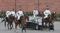 Raisina Hill prepares to welcome President-elect Ram Nath Kovind