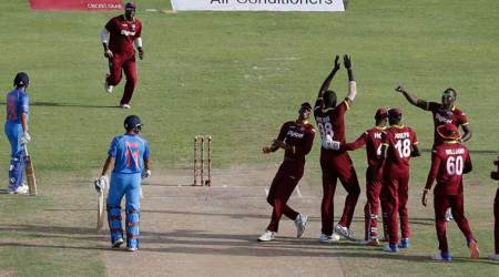 India vs West Indies 4th ODI: How India's batting line-upimploded