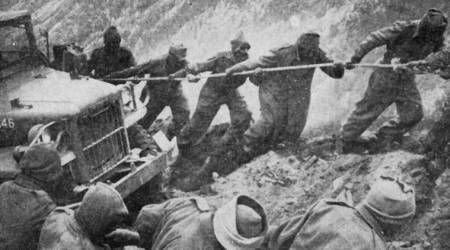 Sino-India 1962 war: Rare pictures from Express archives