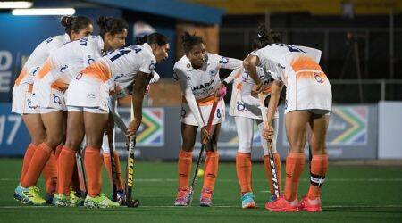 Preeti Dubey, India, Chile, FIH, Hockey World League Semi-Final