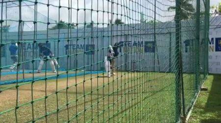 India vs Sri Lanka: Ahead of first Test, Team India sweats it out in nets; watch video