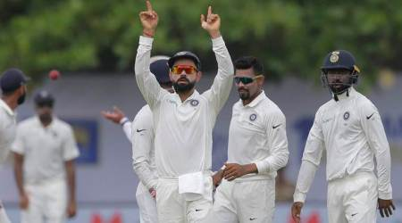 India 189/3, lead Sri Lanka by 498 at Stumps on Day 3: As it happened