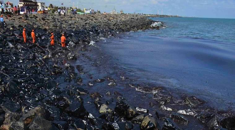 How Are Oil Spills Cleaned?
