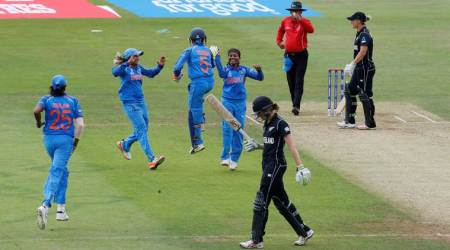 Image result for india vs new zealand 2017 icc womens