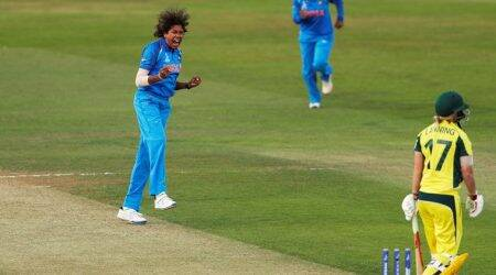 India enter Women's World Cup final for second time after beating Australia