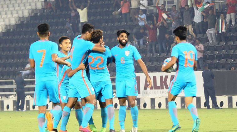 afc, afc under-23 qualifiers championship, afc under 23, india vs turkmenistan, india, turkmenistan, football, sports news, indian express