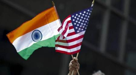The United States is also keen to tap into India's large defense market.
