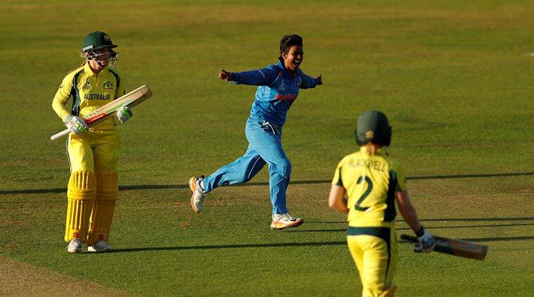 ICC Women's World Cup 2017, India vs England final, Indian Express