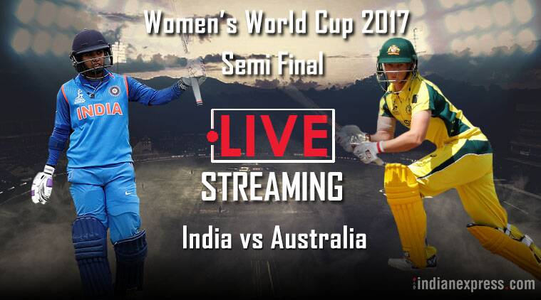Australia-W vs India-W 2nd Semi Finals ICC Women's World Cup