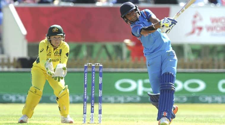 ICC Women's World Cup, Harmanpreet Kaur, Mithali Raj, Indian Express