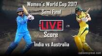 ICC Women's World Cup 2017 LIVE: India post 281/4 after Harmanpreet's 171* against Australia