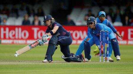 India vs England, Live Cricket Score, ICC Women's World Cup 2017 Final: India have England three down quickly at Lord's