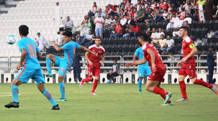India vs Syria, AFC U-23 Championship Qualifiers, Indian Express