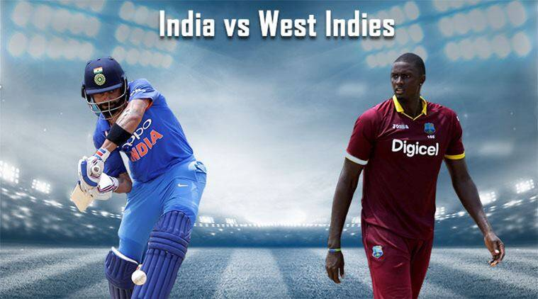 india vs west indies live score, ind vs wi live, india vs west indies live streaming, ind vs wi 4th odi live, Cricket news, Indian Express