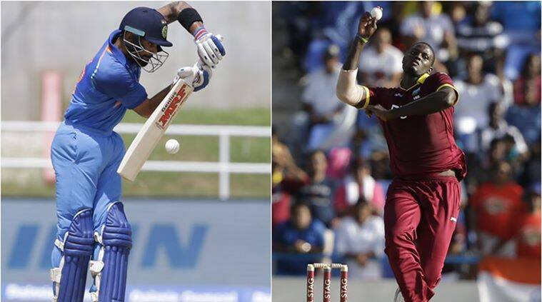 Image result for India tour of West Indies, Only T20I: West Indies v India at Kingston, July 9, 2017