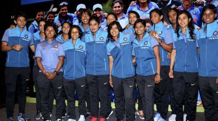 Back home, Indian women's cricket team get their share of the sun