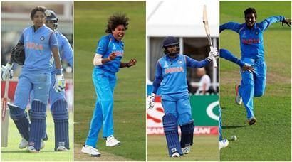 Harmanpreet Kaur to Mithali Raj: Star performers of Indian women's cricket team at World Cup 2017