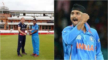 Harbhajan Singh has a special message for Indian women's team for World Cup final, watch video