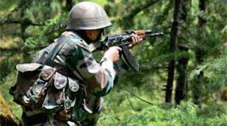 J-K encounter: Two terrorists gunned down, one captured in Baramulla