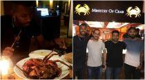 Here's what the Indian cricket team is doing in Sri Lanka off the field, see inside pics