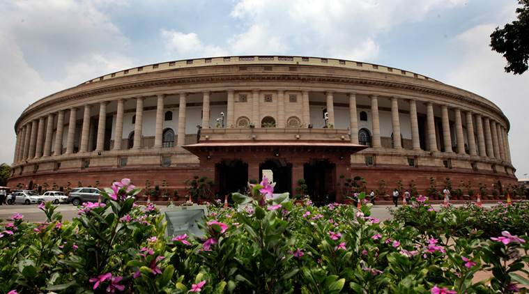 Lok Sabha adjourned till tomorrow after noisy protests by Opposition leaders