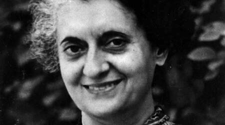 'CIA discussed political scenarios in event of Indira Gandhi's death'