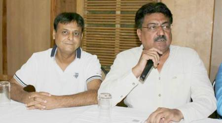 Gujarat Cong MLAs from Saurashtra hold show of unity, Indranil Rajyaguru alleges BJP tried to bribe his colleagues