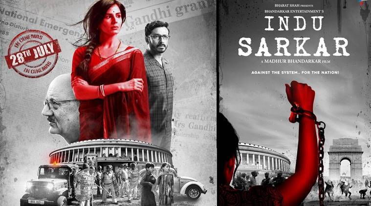 Congress activists force cancellation of Indu Sarkar in Thane
