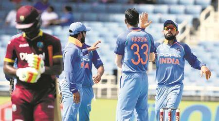 India vs West Indies, 5th ODI: Hope flickers before India snuff it at Sabina Park