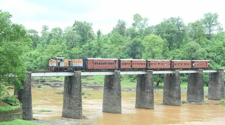 narrow gauge trains, gaekwad baroda state railway, gaekwad dynasty baroda,