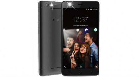 Intex Aqua Selfie launched in India: Key specifications, price and features