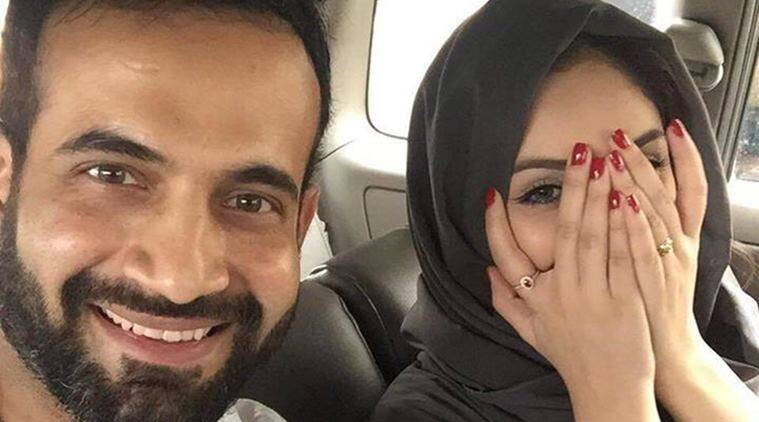 Irfan Pathan trolled for posting 'unislamic' image with wife