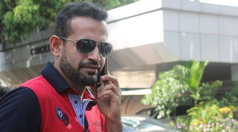 Irfan Pathan, India, Indian Express