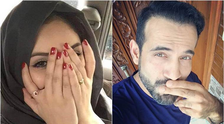 irfan pathan, irfan, pathan, irfan pathan wife, irfan pathan twitter,