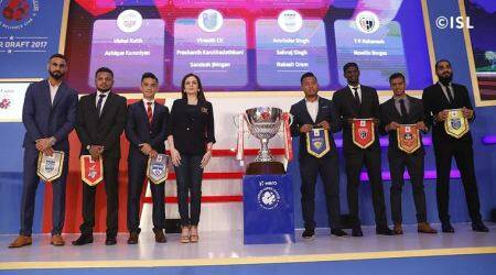 ISL Draft 2017: Anas Edathodika, Eugeneson Lyngdoh become the most expensive buys