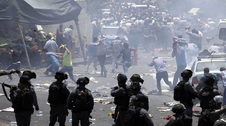 clashes over Jerusalem, Israel news, Palestinians die in Israel, International news, World news,