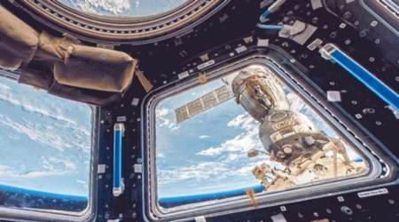 Now, explore ISS with Google Map's Street View