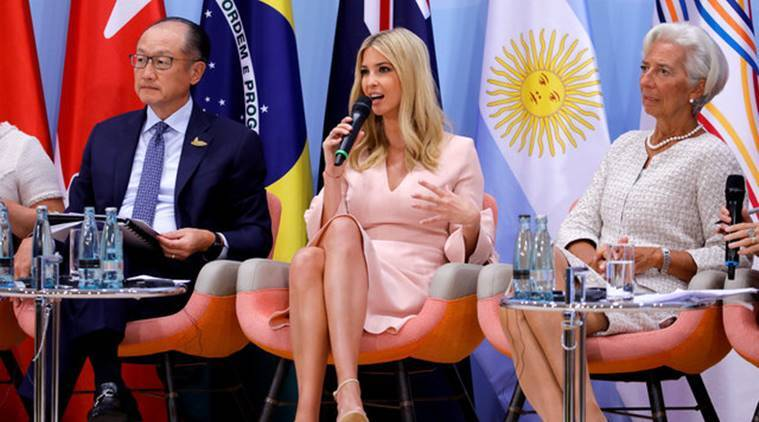 Donald Trump, Ivanka Trump, G20 meet, Hamburg G20 meet