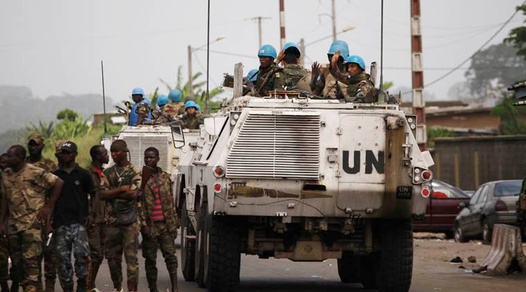 Under US pressure, United Nations agrees deep cuts to peacekeeping