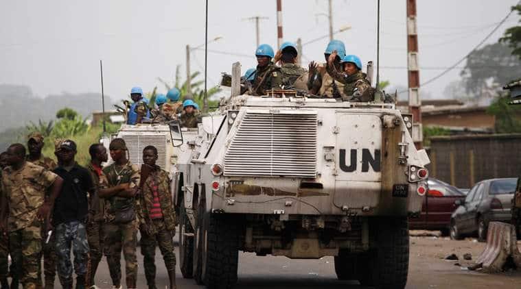 Ivory coast, UN, United Nations, africa, africa gunfire, africa Ivory Coast, gunfire Ivory Coast, latest news, latest world news