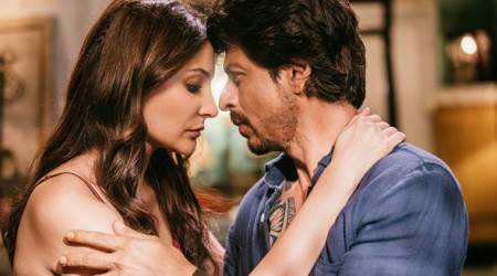 Jab Harry Met Sejal song Hawayein stills: Shah Rukh Khan's love for Anushka Sharma is in his eyes. See photos
