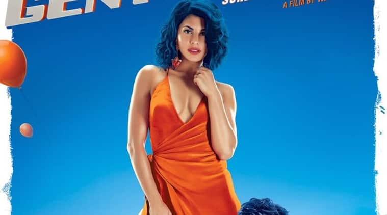 A Gentleman, A Gentleman movie, Sidharth Malhotra, Jacqueline Fernandez, A Gentleman new poster