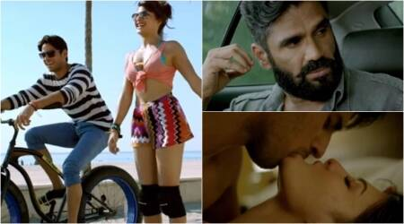 A Gentleman trailer: Sidharth Malhotra is kickass, Jacqueline Fernandez is spice and Suniel Shetty is surprise. Watch video
