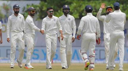 India humble Sri Lanka with 304-run win in Galle Test