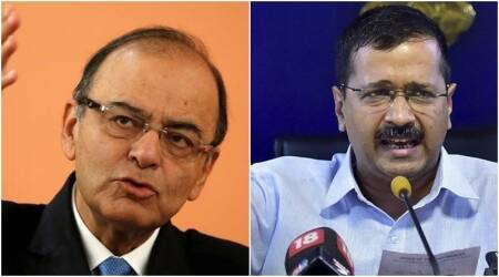 The high court, however, declined Arvind Kejriwal's (right) plea to summon the entire minutes of meetings of the cricket body between 1999 and 2013, when Arun Jaitley was president of DDCA.